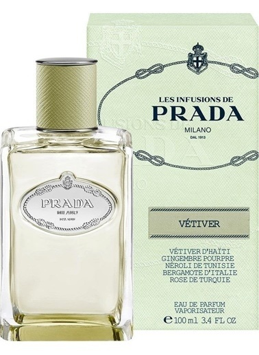Prada Prada Vetiver Edp Erkek Parfüm 100 Ml Renksiz